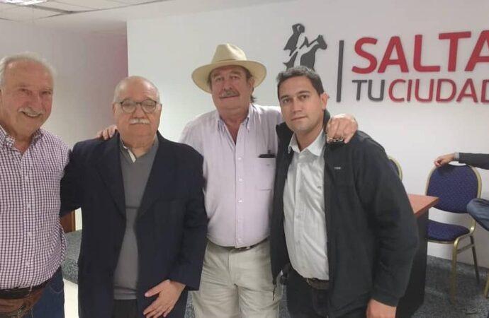 Ricardo Moreno es el nuevo presidente de la Comisión Municipal de Box de Salta