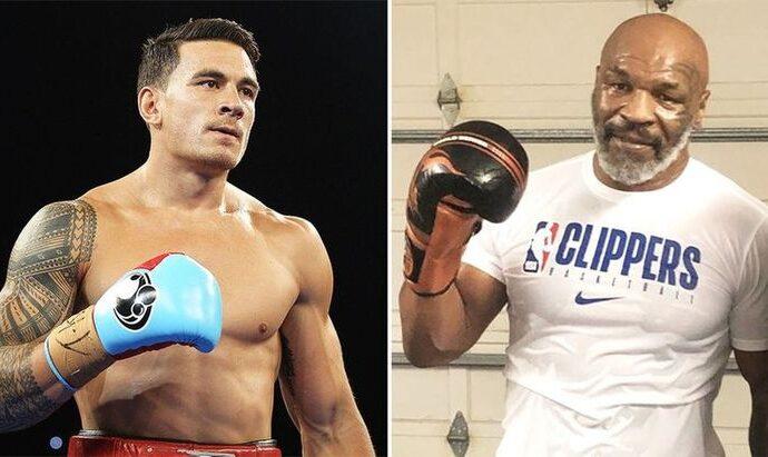Tyson negó una pelea con el ex All Blacks, Williams