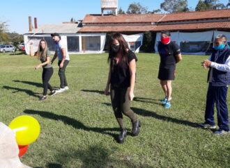 Deportes recreativos para los adultos mayores