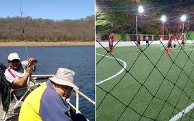 La pelota vuelve a rodar en el fútbol 5 y la pesca deportiva también fue habilitada