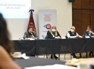 El Gobernador Sáenz instó a una participación activa del Consejo Económico y Social en las políticas públicas