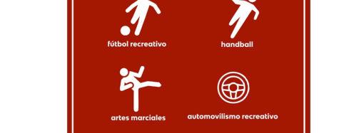 El Gobierno habilitó nuevamente los deportes en conjunto en el territorio provincial