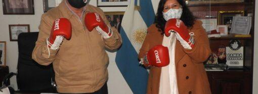 Charlas motivacionales de boxeo en Salta