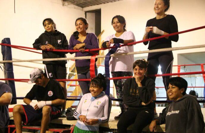 Educación complementará con programas los Centros Integradores Provinciales de Boxeo (CIPB)