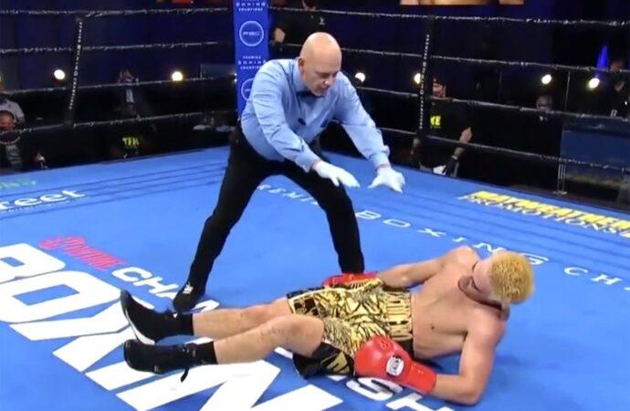 Boxeo en EEUU: Perdió Escudero por KO 9