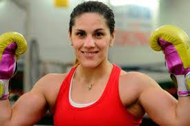 """""""El boxeo te enamora y te marca para toda la vida"""", La Leona Victoria Bustos"""