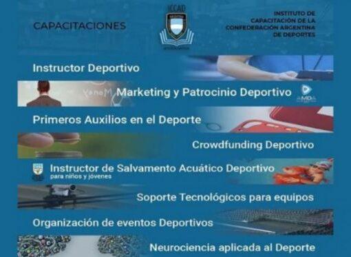 Directores de Deportes de distintos municipios acceden a becas de capacitación