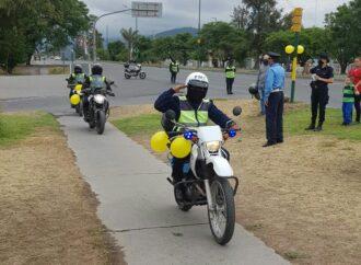 La Municipalidad acompañó el homenaje a víctimas de siniestros viales de la ciudad