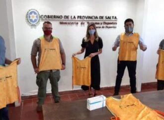 """La carrera ambiental """"Recorriendo Salta"""" se realizará en La Caldera"""