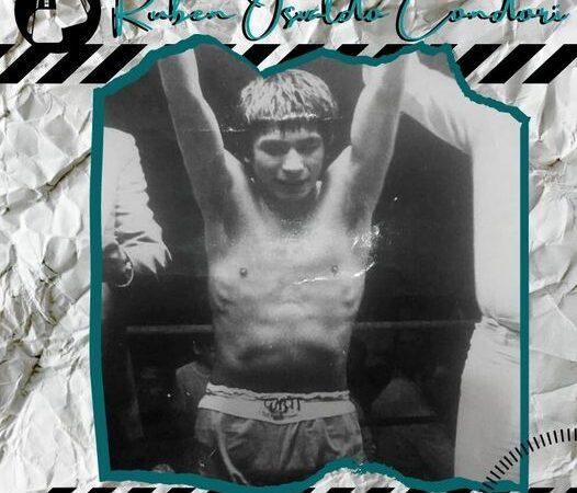 La leyenda del boxeo salteño Ruben Condori se sube al ring para dar un KO Virtual