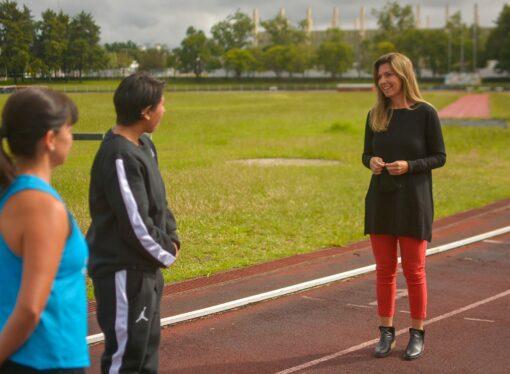 Virginia Gorostiaga sueña con Brasil 2022