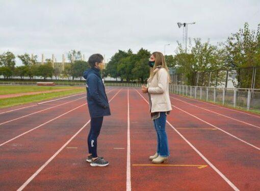 Triatlón: Delfina Álvarez se prepara pensando en los próximos Juegos Olímpicos
