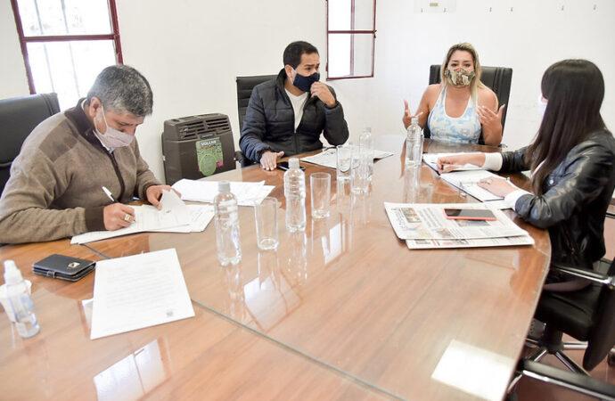 Nueva reunión de la comisión de deportes, turismo y recreación